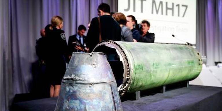 Kamer debatteert donderdag over MH17