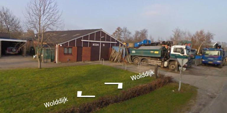 Peizer bedrijf in de clinch met Noordenveld. Foto: Google Streetview