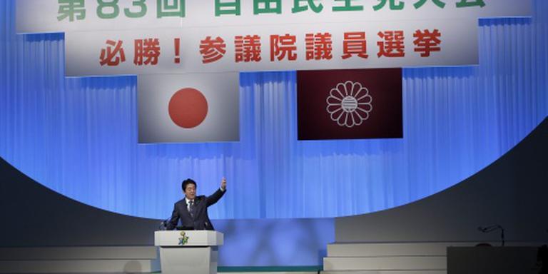 'Haal pacifisme uit grondwet Japan'