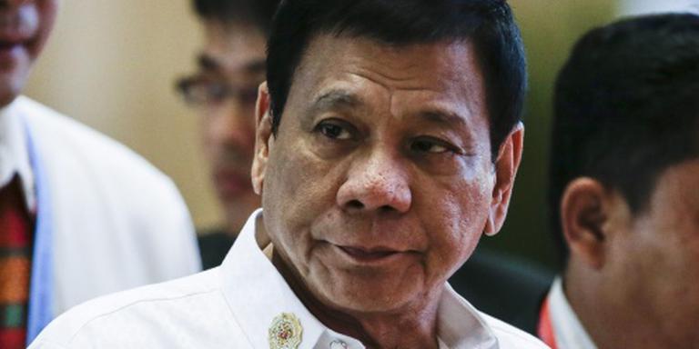 Duterte: speciale eenheden VS moeten weg