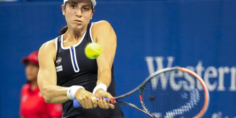 McHale en Siniakova in tennisfinale Tokio