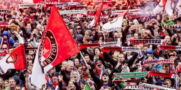 Feyenoord onder loep bij Europees duel