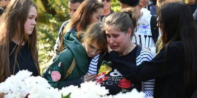 De Krim in rouw na aanval op school