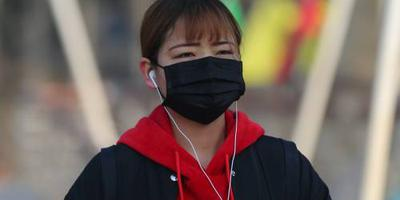 Weer smogalarm in Peking