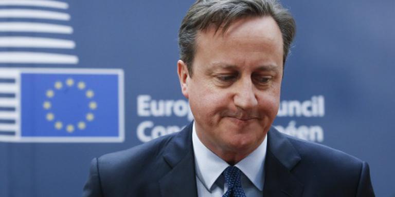 Cameron wil voortgang in Brexitgesprekken
