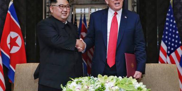 Trump kaart mensenrechten Noord-Korea aan