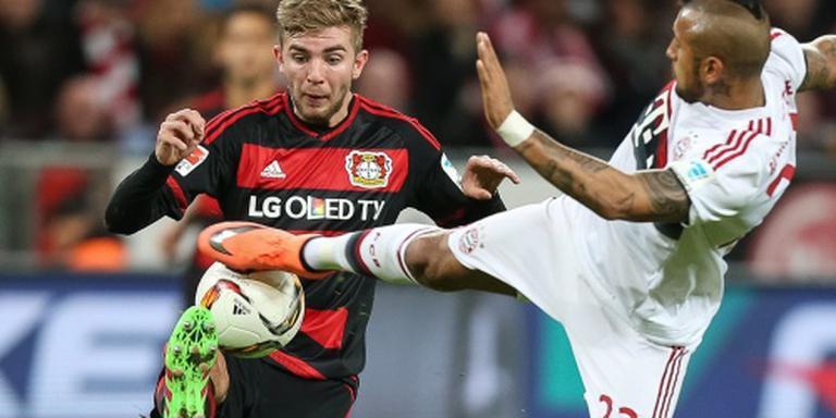 Robben verliest punten met Bayern