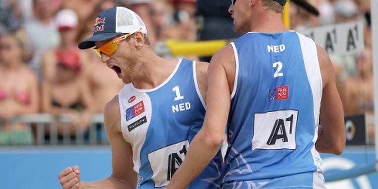 Brouwer en Meeuwsen verslaan wereldkampioenen