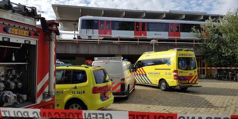 Inspectie bekijkt dodelijke steekpartij metro