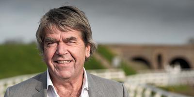 Bert Middel, dijkgraaf waterschap Noorderzijlvest. Foto:Archief DvhN
