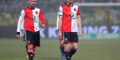 Feyenoord uit op revanche tegen Fortuna