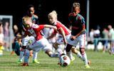 Sappemeer weekend lang het domein van de toekomstige voetbalsterren van Ajax, FC Groningen en FC Emmen