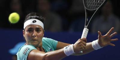 Tennisster Jabeur schrijft historie in Moskou