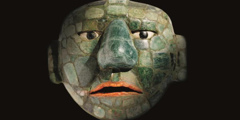 In het spoor van de Maya's
