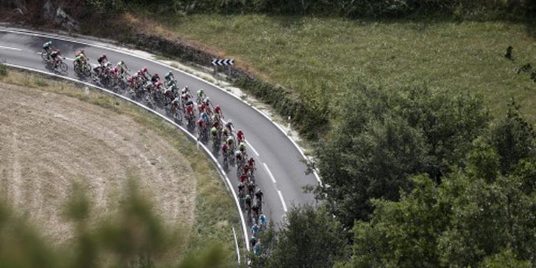Jury Vuelta lief voor 90 renners