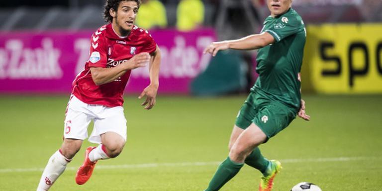 FC Groningen zet FC Utrecht te kijk