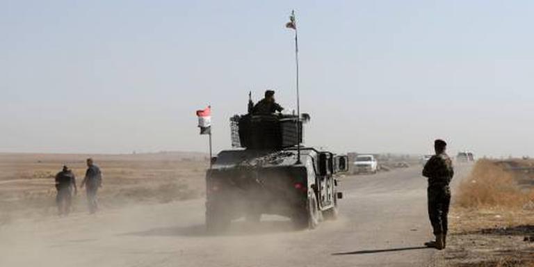 Iraaks leger zet aanval in op Hamdaniyah