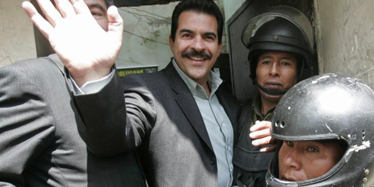 Oud-presidentskandidaat Bolivia veroordeeld