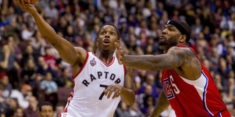 Lowry schiet Raptors naar zege in topper