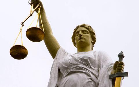 Rechter straft 'respectloos gedrag' hard af: vijf weken cel voor tonen geslachtdeel