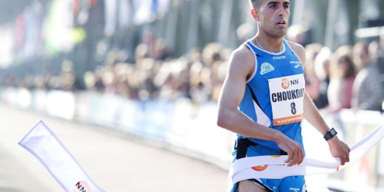 Choukoud wint in Leiden met EK-limiet