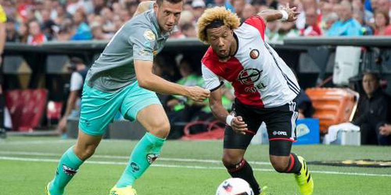 Excelsior mist Bruins tegen Feyenoord
