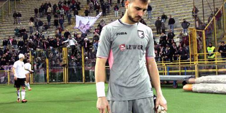 Spezia verrast Palermo in voetbalbeker