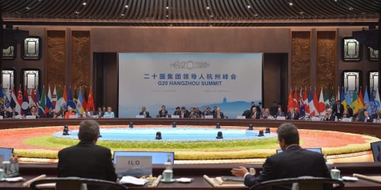Geen internetcensuur bij G20 in China