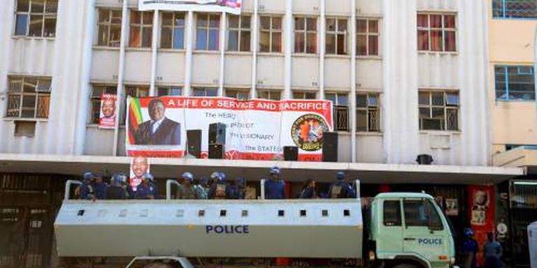 'Inval bij Zimbabwaanse oppositie'