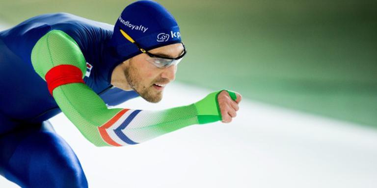 Nuis wil klaarwakker naar WK sprint