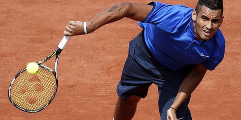 Tennisser Kyrgios meldt zich af voor Spelen