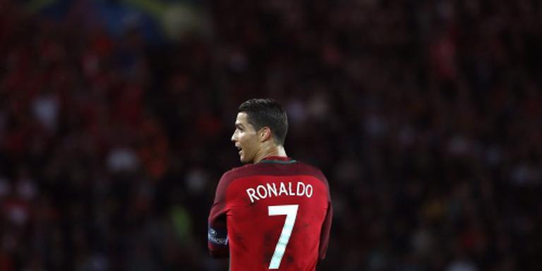 Ronaldo: grote persoonlijke fout