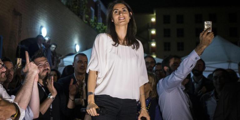 Protestkandidate wint burgemeesterschap Rome