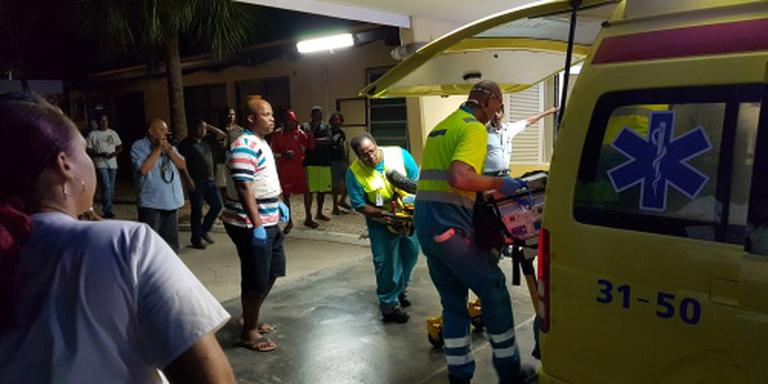 Man aangehouden op Bonaire voor dood agent