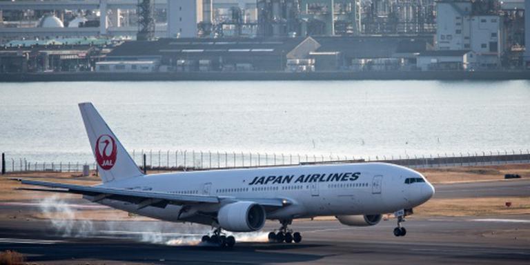 Toestel Japan Airlines ontruimd wegens rook