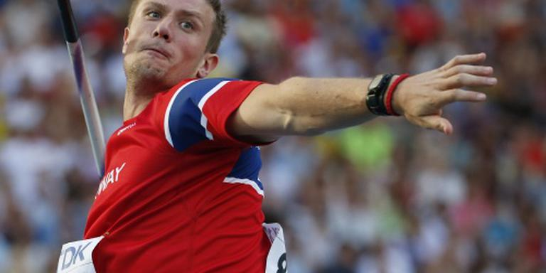 Olympisch speerwerpkampioen Thorkildsen stopt