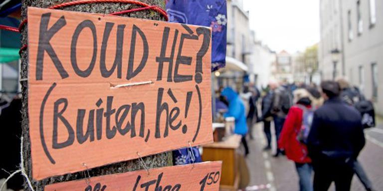 Nederland viert feest, koning naar Zwolle. FOTO ANP