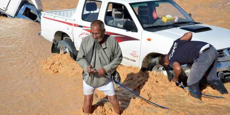26 doden door overstromingen in Egypte