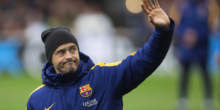 Barcelona verslaat Espanyol wel in bekerduel