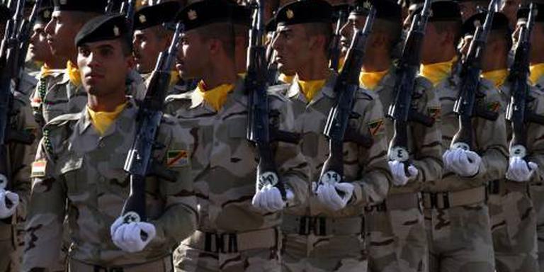 54.000 Iraakse militairen voor operatie Mosul