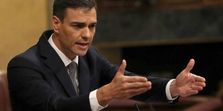 Oppositiechef behoudt begroting Spaans premier