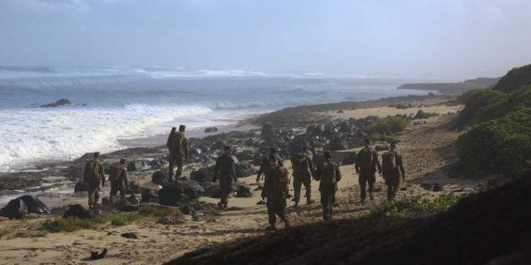 Zoektocht vermiste mariniers Hawaii gestaakt