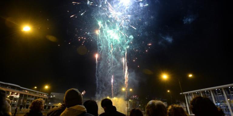 Vuurwerkverbod centrum Hilversum mag