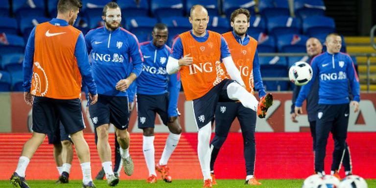 Oranje op trainingskamp naar Portugal
