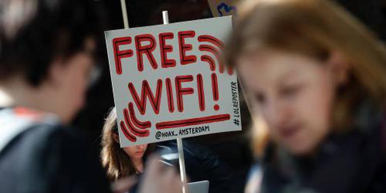 EU trekt 120 miljoen uit voor gratis wifi
