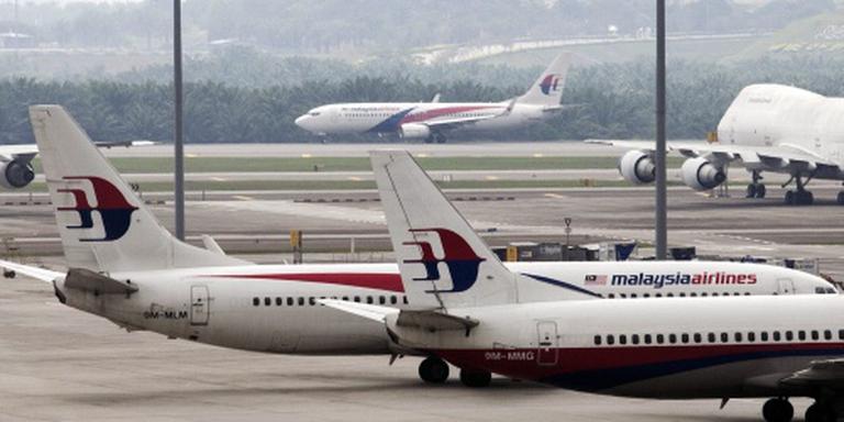 Aanklacht tegen Malaysia Airlines dichtbij