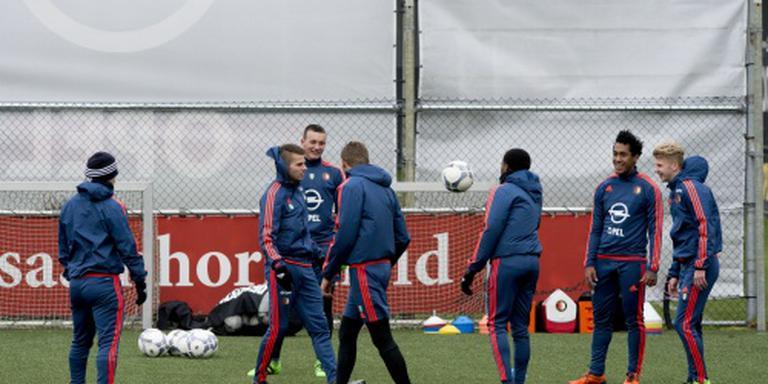 Ajax en Feyenoord op zoek naar vorm in ArenA