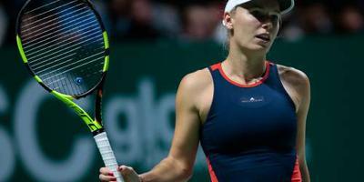 Pliskova verrast Wozniacki bij WTA Finals