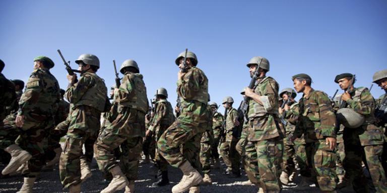 Afghaans leger slaat terug in Tarin Kowt