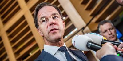 Rutte bekijkt afhandeling schade Groningen